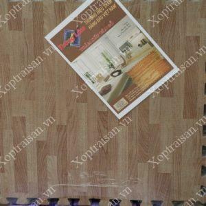 Xốp vân gỗ 60x60 Tường Lâm