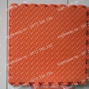 xốp trải sàn sài gòn 60x60 màu cam